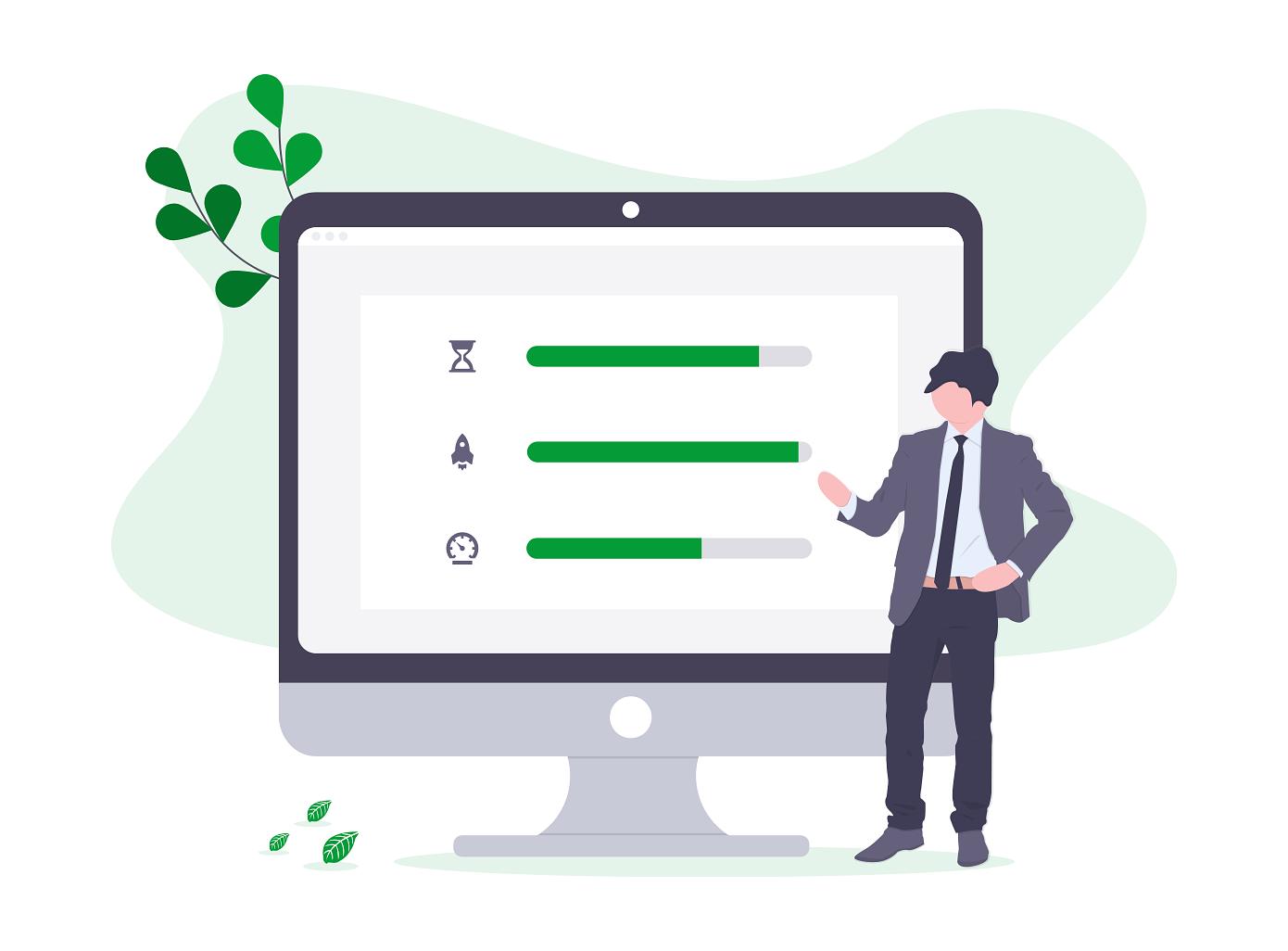 using a cdn may help boost website performance